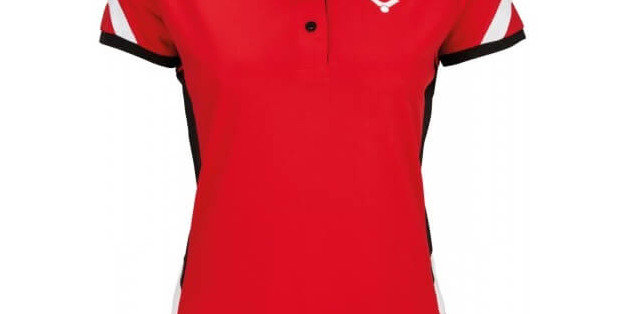 Polo Function Female (Rojo)