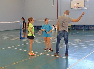 Campeonato de Canaria Absoluto Sub-11 Badminton