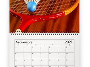 Calendario de eventos actualizado