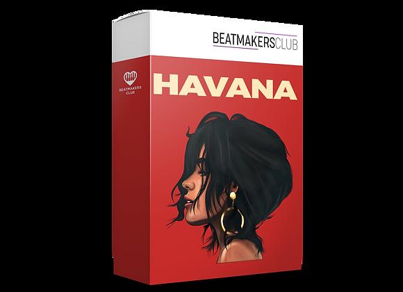 Camila Cabello - Havana Drum Kit
