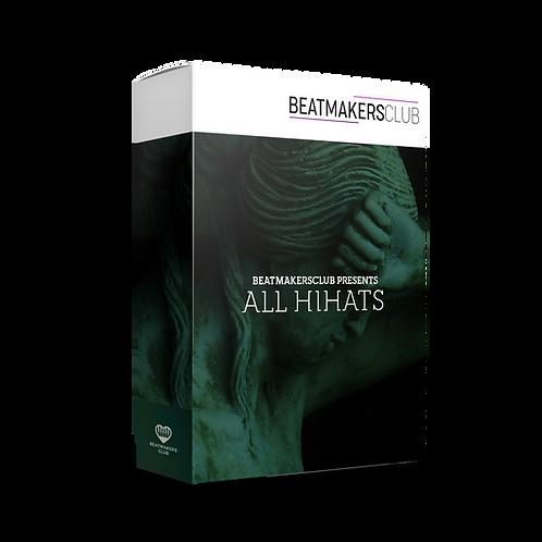 BeatmakersClub - All Hihats