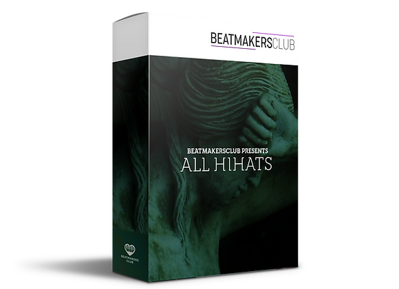 BeatmakersClub - All Hihats