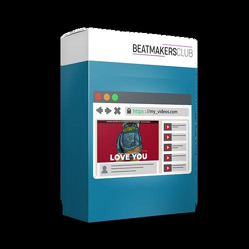 BeatmakersClub - Youtube Template Type Beat V.3