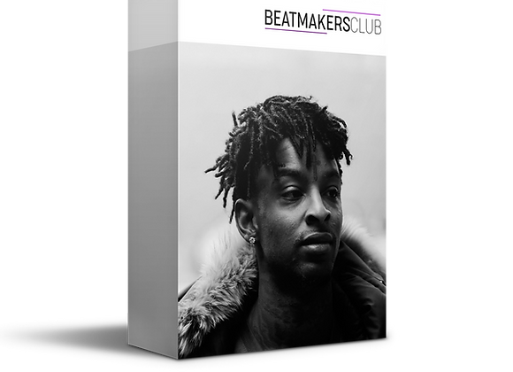 21 Savage - Dead Body Drum Kit