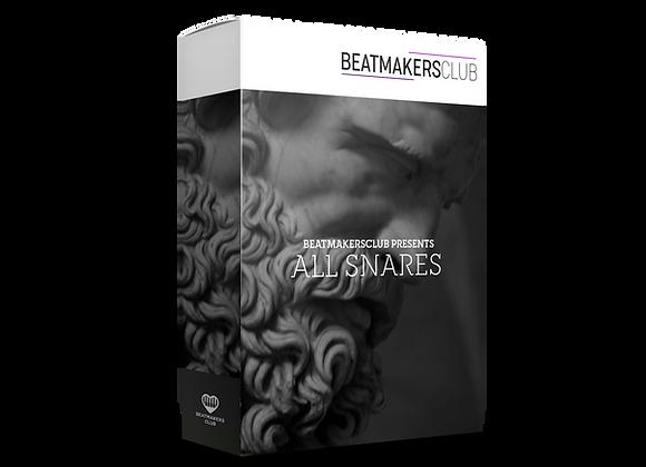 BeatmakersClub - All Snares