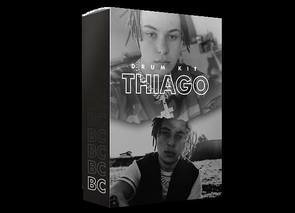 Thiago Drum Kit