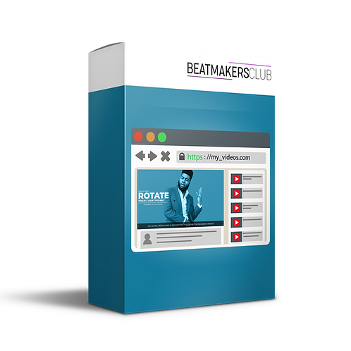 BeatmakersClub - Youtube Template Type Beat V.2