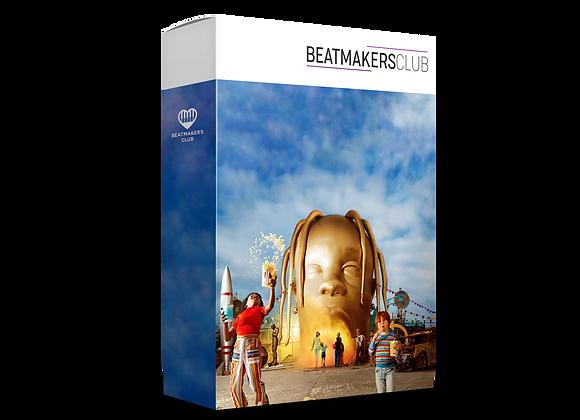 Astroworld Drum Kit + Sample Pack