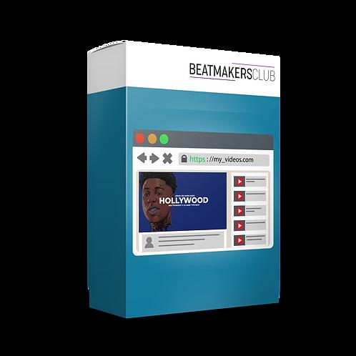 BeatmakersClub - Youtube Template Type Beat V.1