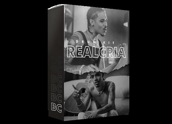 Ryan Real Cria Drum Kit