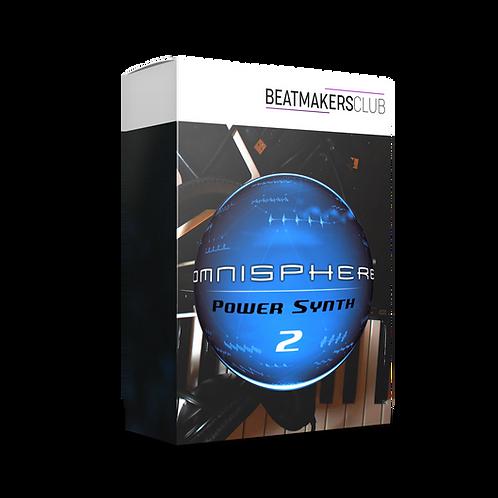 Omnisphere MEGA Pack - 2.165 Presets