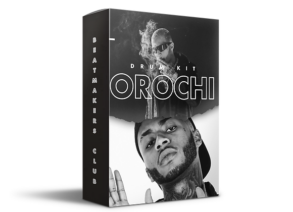 Orochi Drum Kit