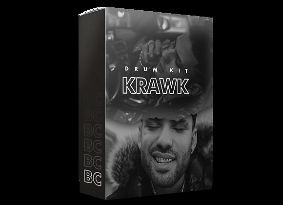 Krawk Drum Kit
