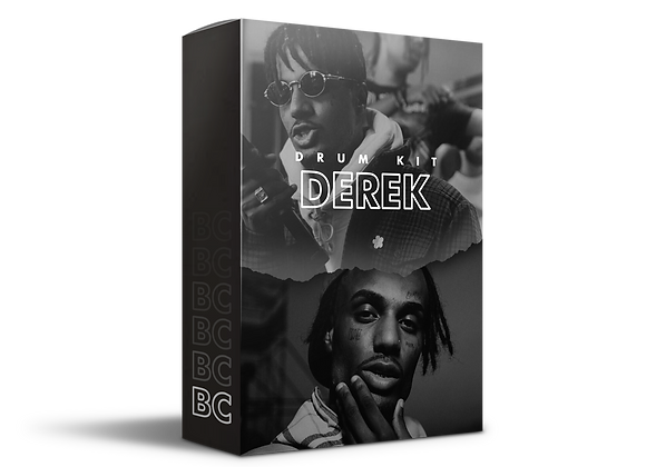 Derek Drum Kit