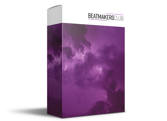 Purple Sky - 20 Hihats Loop