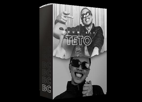 Teto Drum Kit