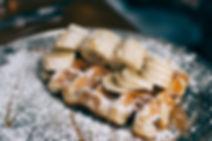 Banana Waffel