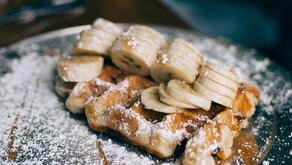 How to make banana slice snack by dehydrator