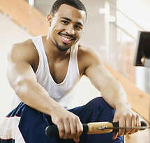 Guy Working Out