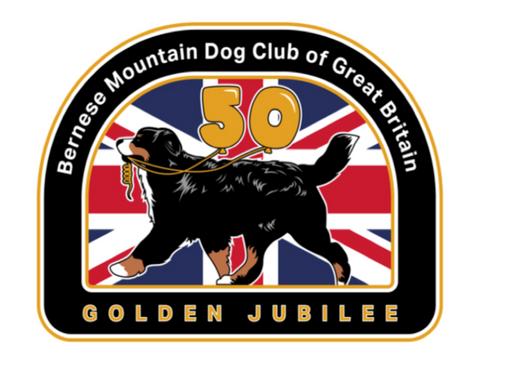 50-Jahr-Jubiläum des Britischen Berner Sennenhunde-Klubs BMDC