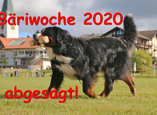 Bäriwoche 2020