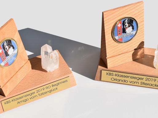 Klassensieger-Preise der Sporthunde