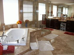 Master Bathroom Remodel After