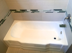 Tub Only Refinish After