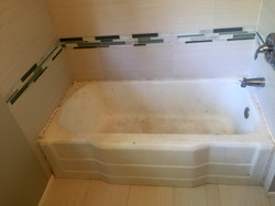 Tub Only Refinish Before
