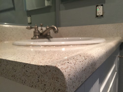 Bathroom Sink Spec-Tone