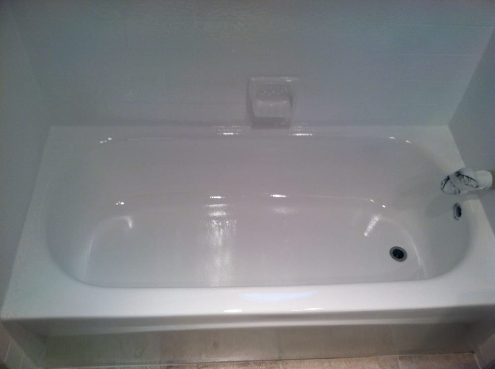 Tub and Tile Surround After