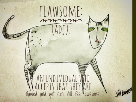 How to Be a Flawsome Artist