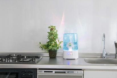 システムキッチン超音波加湿器.jpg