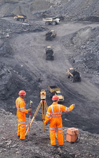mineiros que trabalham