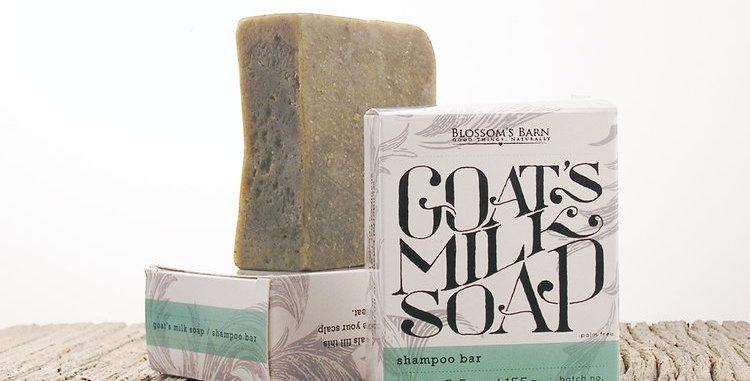 Shampoo Goat's Milk Bar