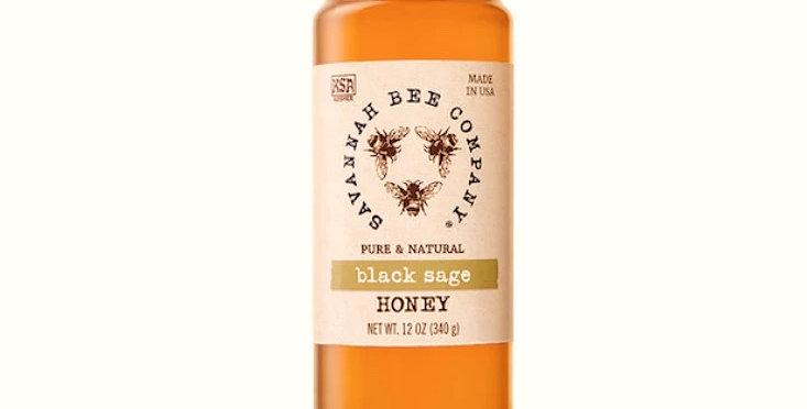 Savannah Bee Black Sage Honey