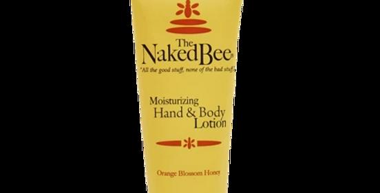 Naked Bee Moisturizing Hand & Body Lotion