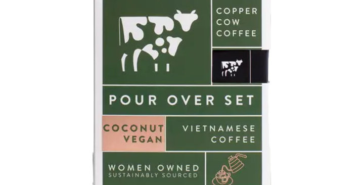 Vegan Coconut Vietnamese Coffee