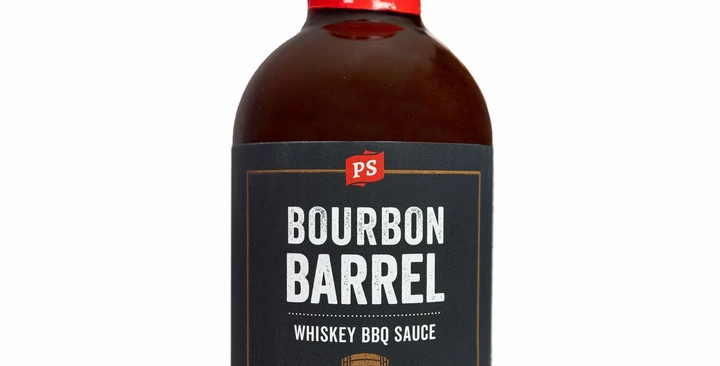 Bourbon Barrel Whiskey BBQ Sauce