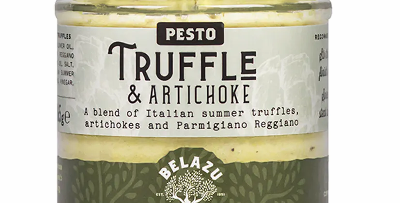 Truffle & Artichoke Pesto