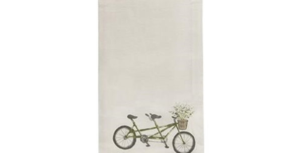 Life is a Journey Kitchen Towel