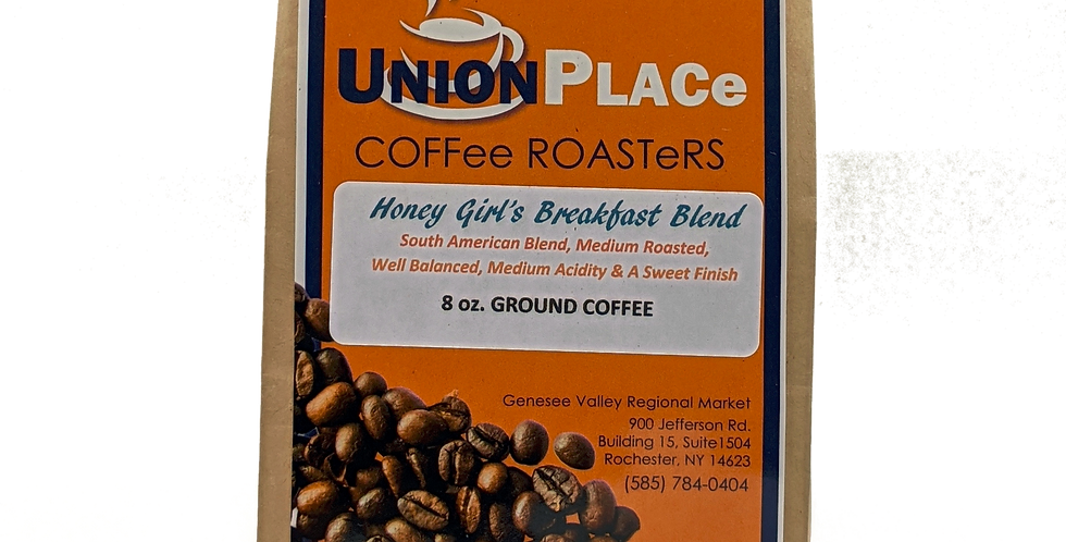 Honey Girl's Breakfast Blend