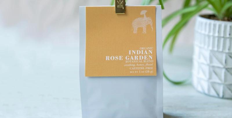 Organic Indian Rose Garden Blend