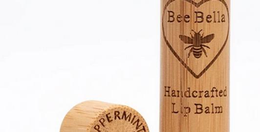 Bee Bella Peppermint Lip Balm