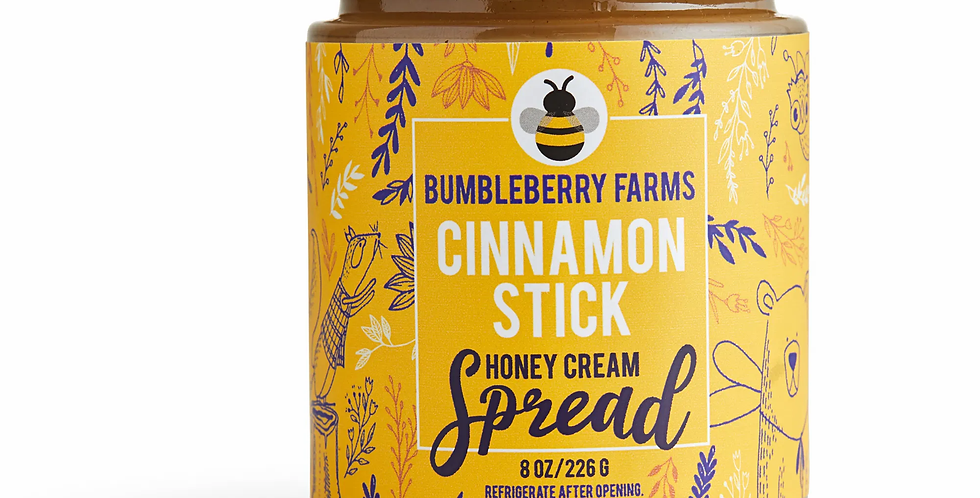 Cinnamon Stick Honey Cream