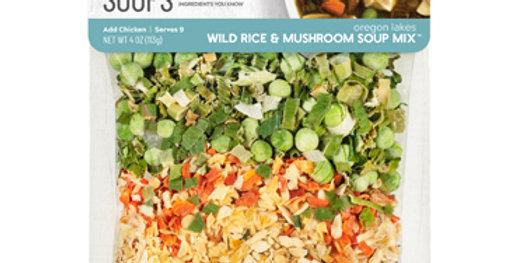 Oregon Lakes Wild Rice & Mushroom Soup Mix