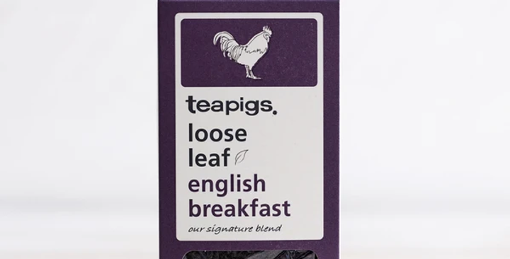Organic Loose Leaf English Breakfast