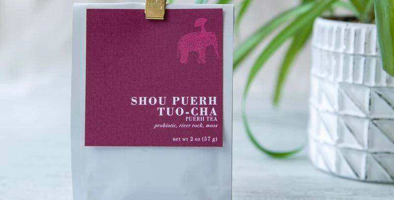 Shao Puerh Tuo-Cha