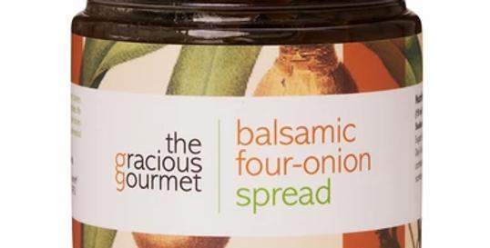 Balsamic Four Onion Spread