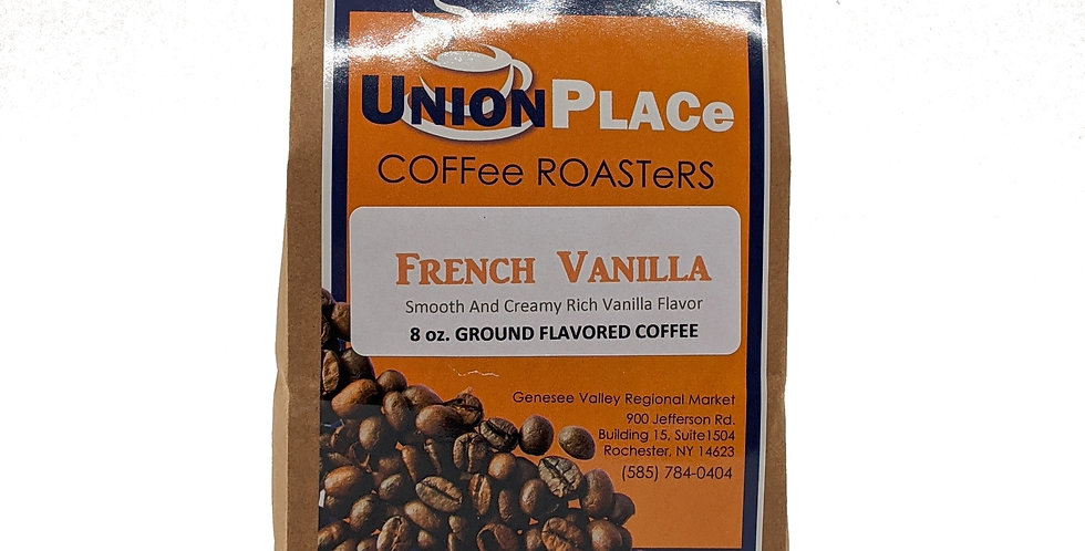 Union Place French Vanilla Coffee